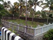 12.5 cents of original land behind peruvaram temple near to paravur to